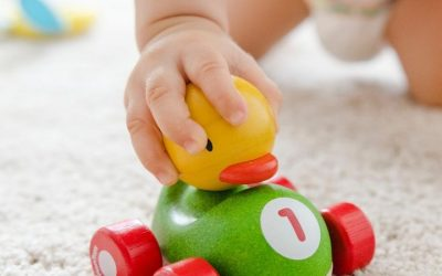 12 Fun Activities for your 3-6 Month Old