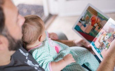 Why should I read to my baby or toddler?