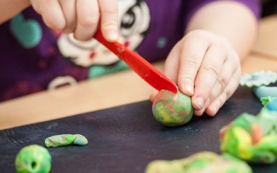 Make Playdough Together