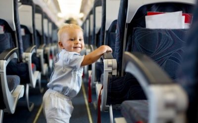 International travel with a baby