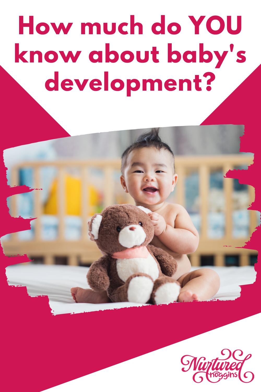 baby development quiz