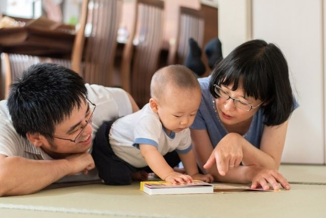 How to Choose Books for Your Baby
